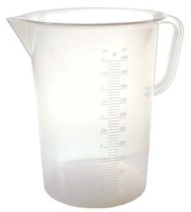 5 liter pitcher to hold dilbag